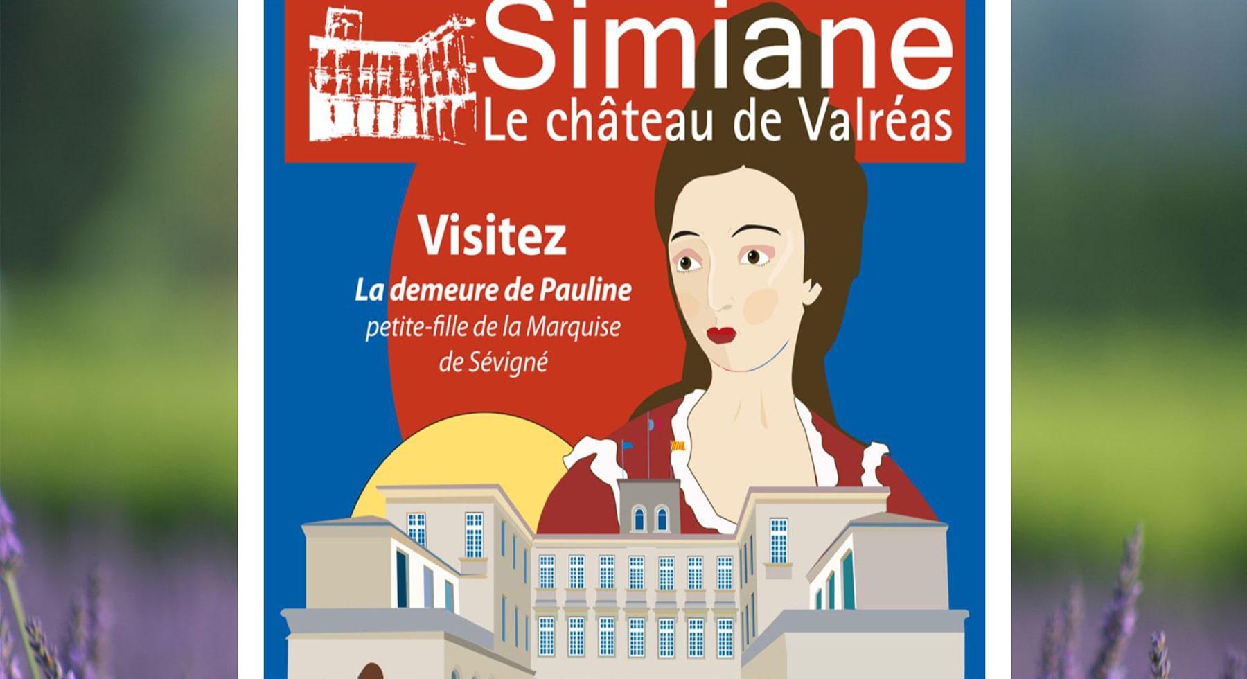 château de Simiane Valreas