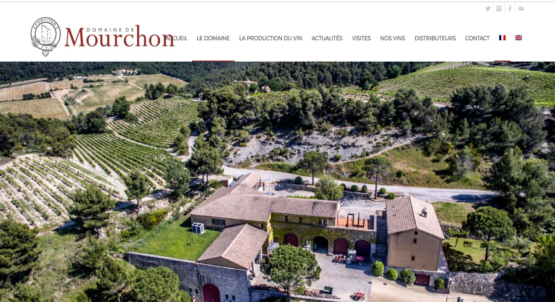 Domaine Mourchon