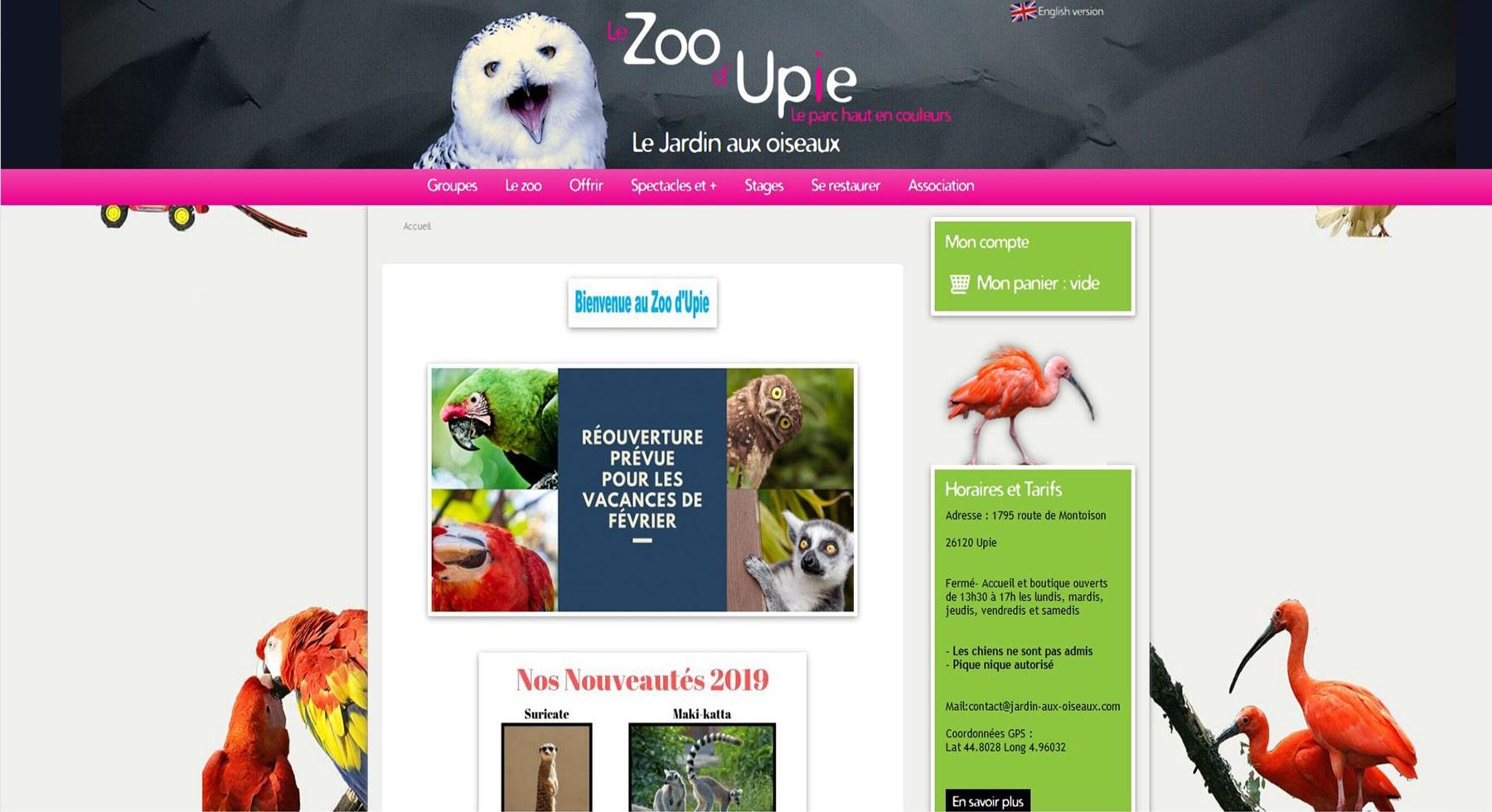 Zoo Upie