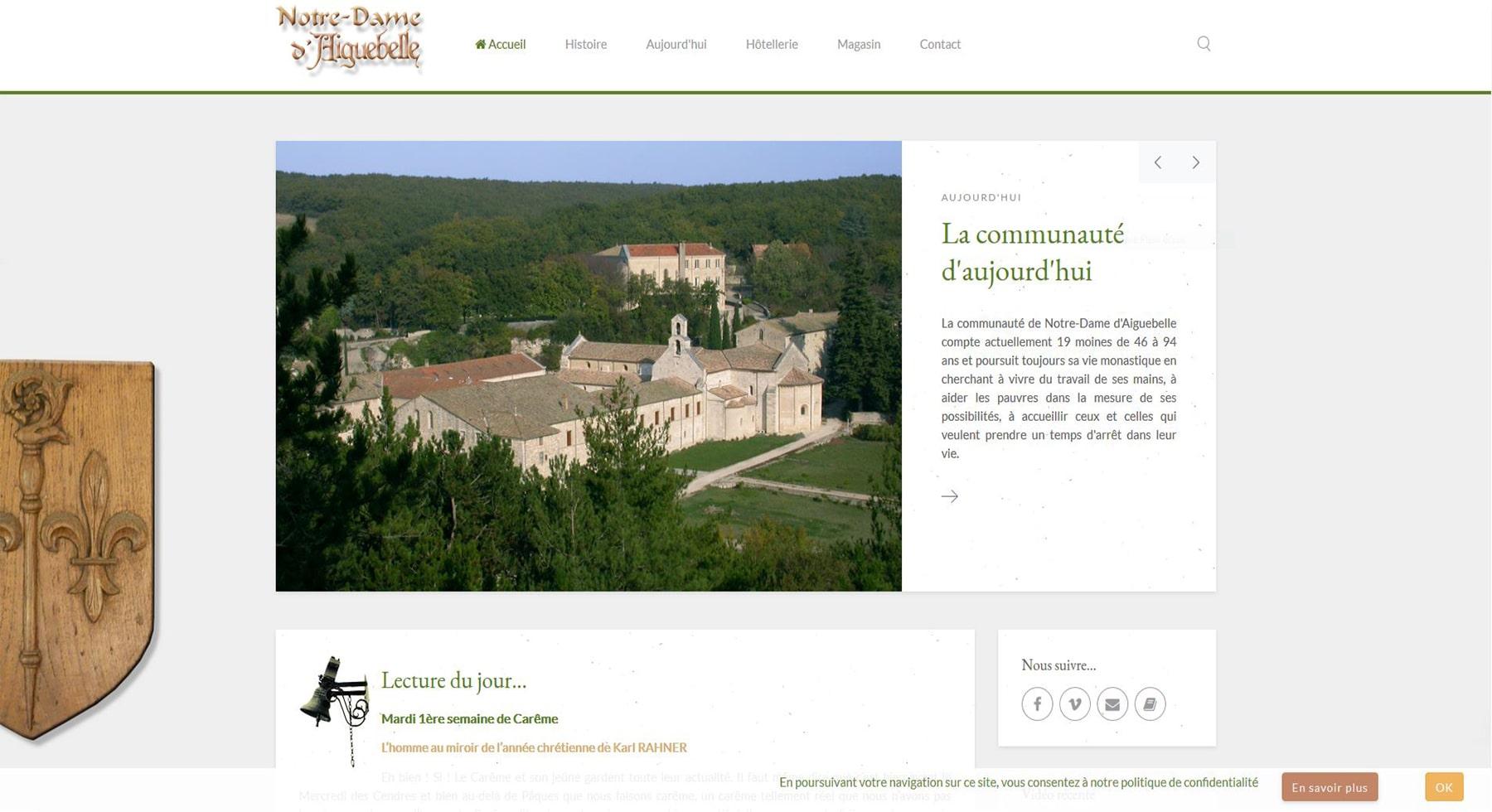 Notre Dame d'Aiguebelle