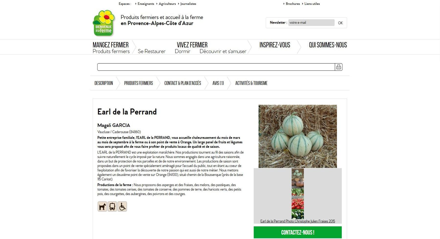 EARL Le Perrand
