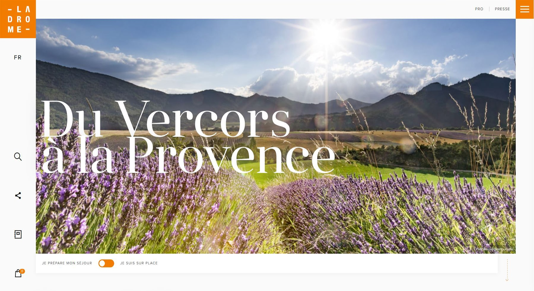 Du Vercors à la Provence